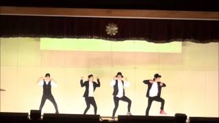 「2016年2月19日大東学園送別会」の動画をUPしました。 -その2- Boy's Hip hop部