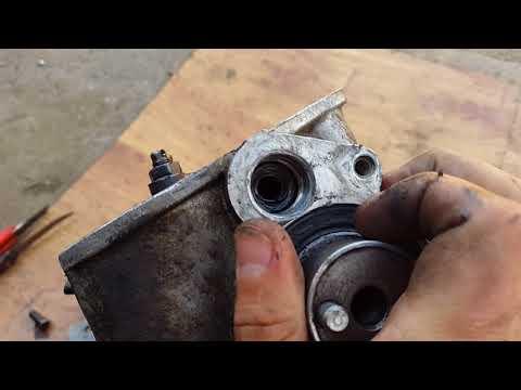 ремонт головки сенс после некачественной сборки, замена оси коромысел и сальников клапанов