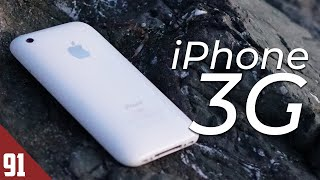 iPhone 3G in 2021 - The Most Forgettable iPhone (Review)