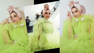Cannes 2019 | Ranveer calls Deepika's lime green look 'nuts'