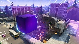 The End of Tilted Towers..