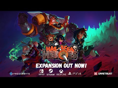 Expansion Out Now!
