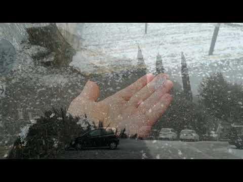 Невероятный день в Тоскане \ La neve in Toscana.