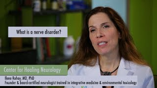 Nerve Disorders - Head, Spine, Numbness in Arms & Legs: Concerns, Treatments & Integrative Approach