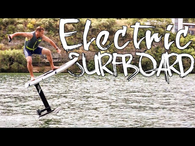 Lift eFoil Review - Electric Surfboard!