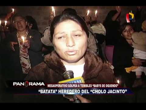 'Batata', heredero del 'Cholo Jacinto': todo sobre la captura de 'Los Babys de Oquendo'