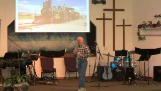 2-26-17 Morning Service Christian Church of Anchorage