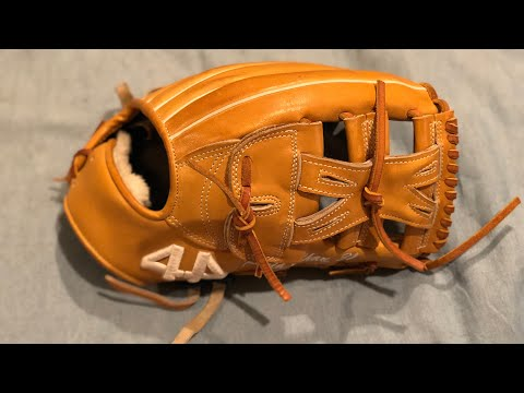 44 Pro Gloves Outfield Glove Review (1 year later)