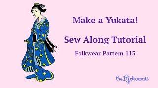How To Make A Japanese Kimono | How Are Kimonos Made? The Life Kawaii