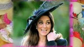"Kate Middleton ""All Around My Hat"""