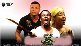 Give Me My Own Share 1&2 -Ken Eric & Zubby  2018 Latest Nigerian Movie/African Movie/Family Movie