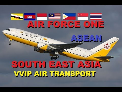 Air Force One Of South East Asia (ASEAN) Countries