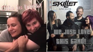 We React To Anchor And Save Me, By Skillet