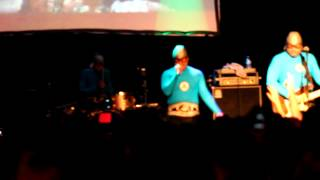 The Aquabats - Powdered Milk Man at The Nile, AZ