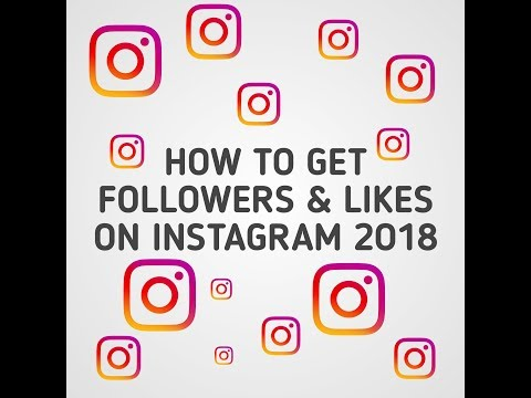 How To Get Instagram Followers And Likes For Free | Ig