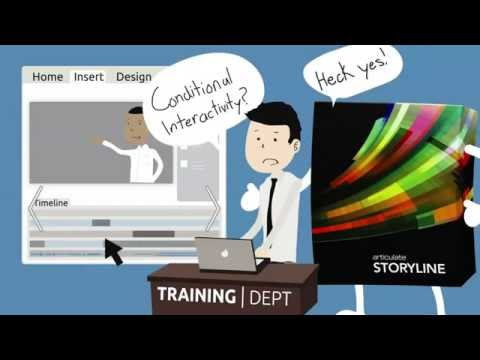 Articulate Storyline: All you need to create interactive e-learning ...