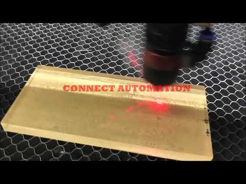 Acrylic MDF Laser Cutting Machine 3 Feet 2 Feet