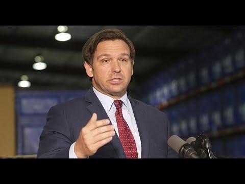Florida Gov Ron DeSantis' Approval Numbers PLUMMET After Coronavirus Response!