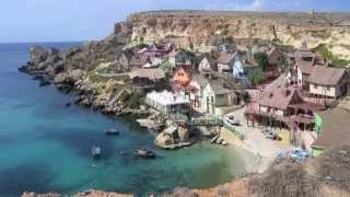"Maria - Johnny Mathis - ( With the images of ""Malta"" )"