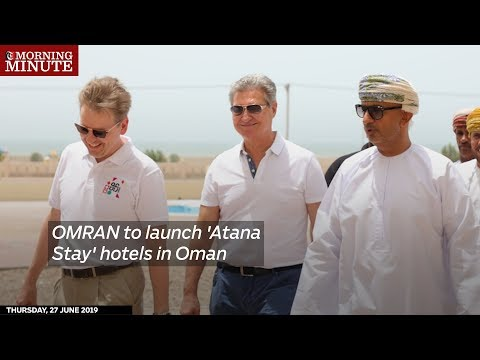 Omran to launch 'Atana Stay' hotels in Oman