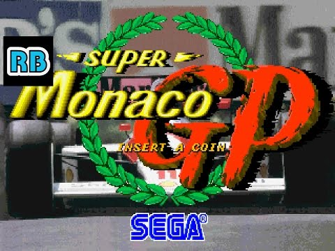 1989 [60fps] Super Monaco GP Old ver. DEMO