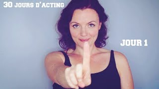 30 Jours DActing - Jour 1 - Monologue Greys Anatomy