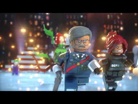 Vidéo LEGO The Batman Movie 70908 : Le Batbooster