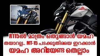 അവതരിക്കാൻ ഒരുങ്ങി യമഹ MT -15  അറിയേണ്ടതെല്ലാം  | Yamaha MT-15 Spotted India