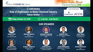 Role of Digitization to Make Chemical Industry Aatma Nirbhar