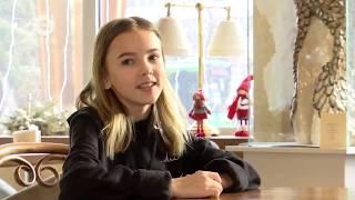 Данэлия Тулешова. Эксклюзивное интервью (27.12.2017)