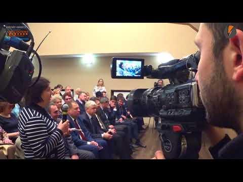 Что хорошего мэр сделал для Великого Новгорода за год: видео со встречи с горожанами
