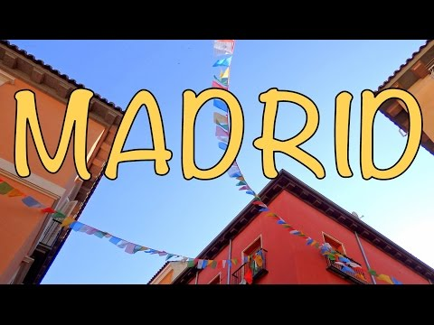 Video 25 Things to do in Madrid, Spain | Top Attractions Travel Guide