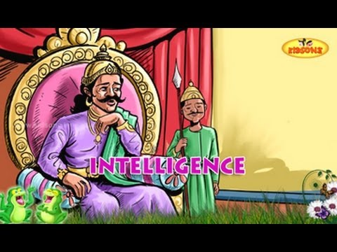 Intelligence || Moral Stories || Animated Stories in English