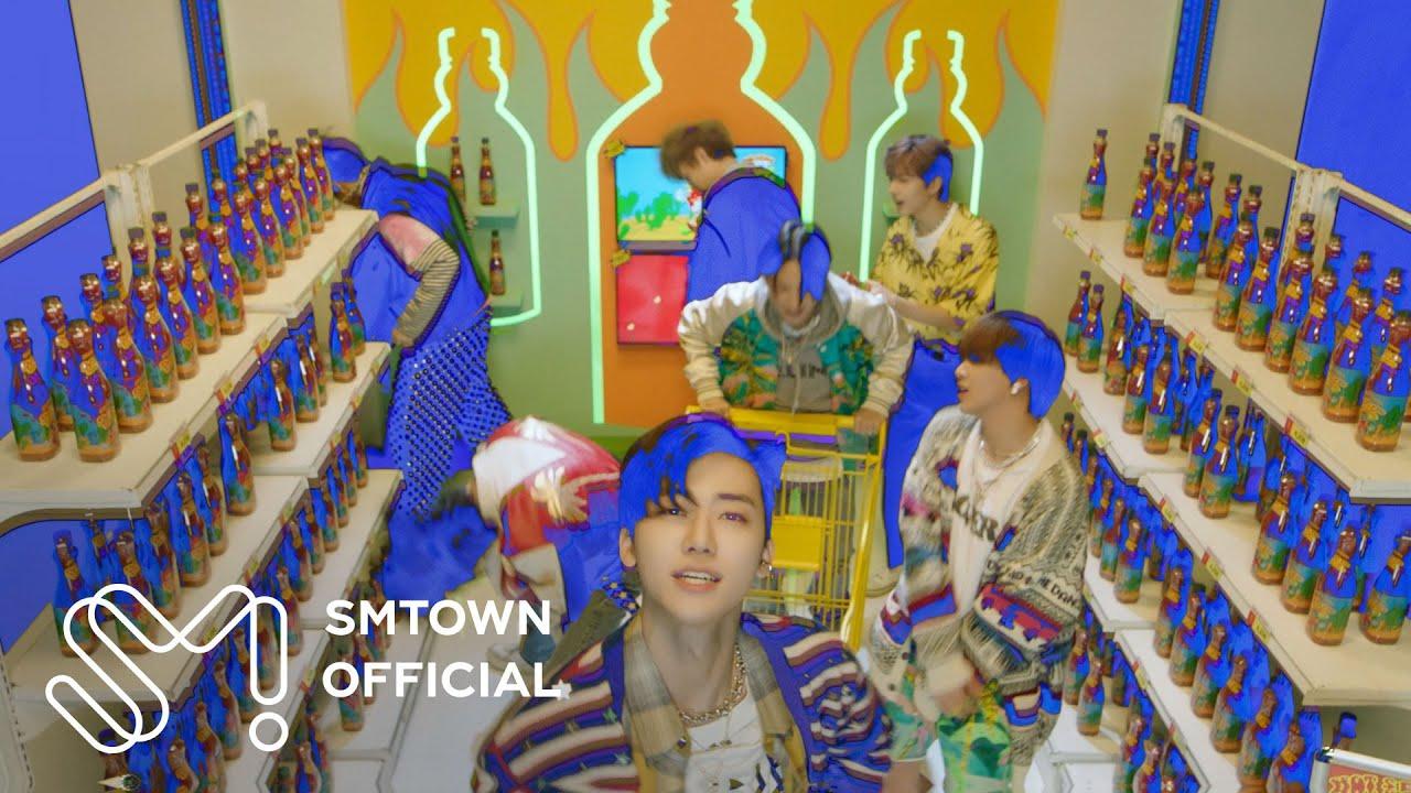 NCT Dream — Hot Sauce (Hitchhiker Remix)