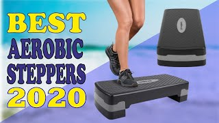 ✅ Top 5: Best Aerobic Steppers 2020