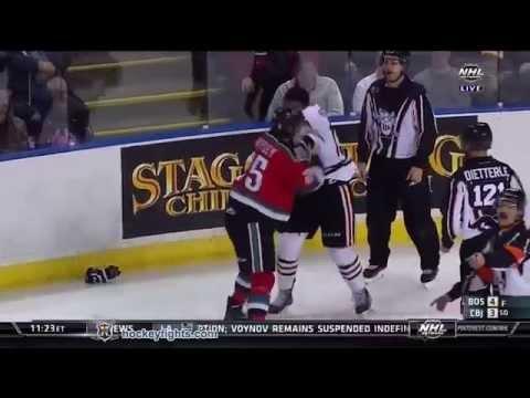 Colton Heffley vs. Keegan Iverson