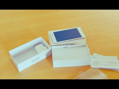 Vivo Y51L New Smartphone Unboxing 2016