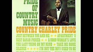 Charley Pride ‎– Pride Of Country Music (1967)
