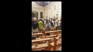 Трагедия в Шри Ланке унесла жизни более двухсот человек