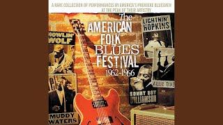 Hoodoo Man Blues (American Folk Blues Festival Version)