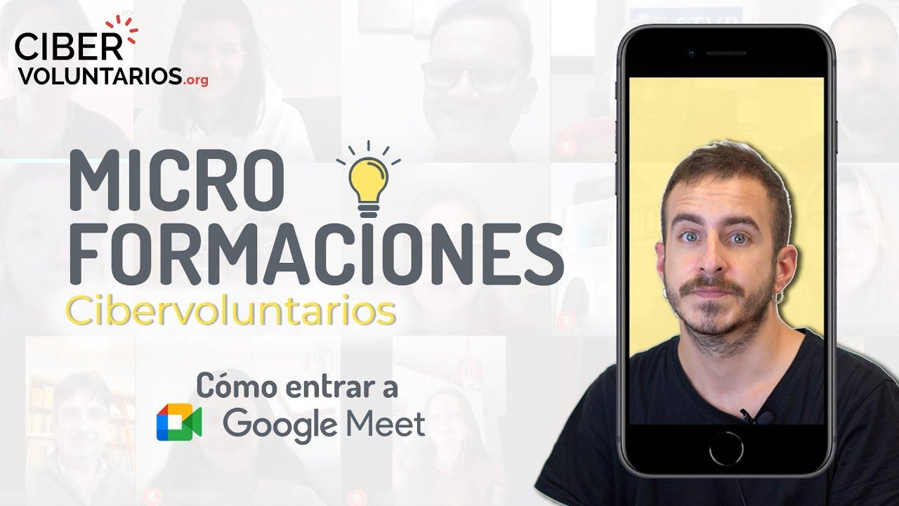 Cómo entrar a Google Meet desde Ordenador, Móvil y Tablet