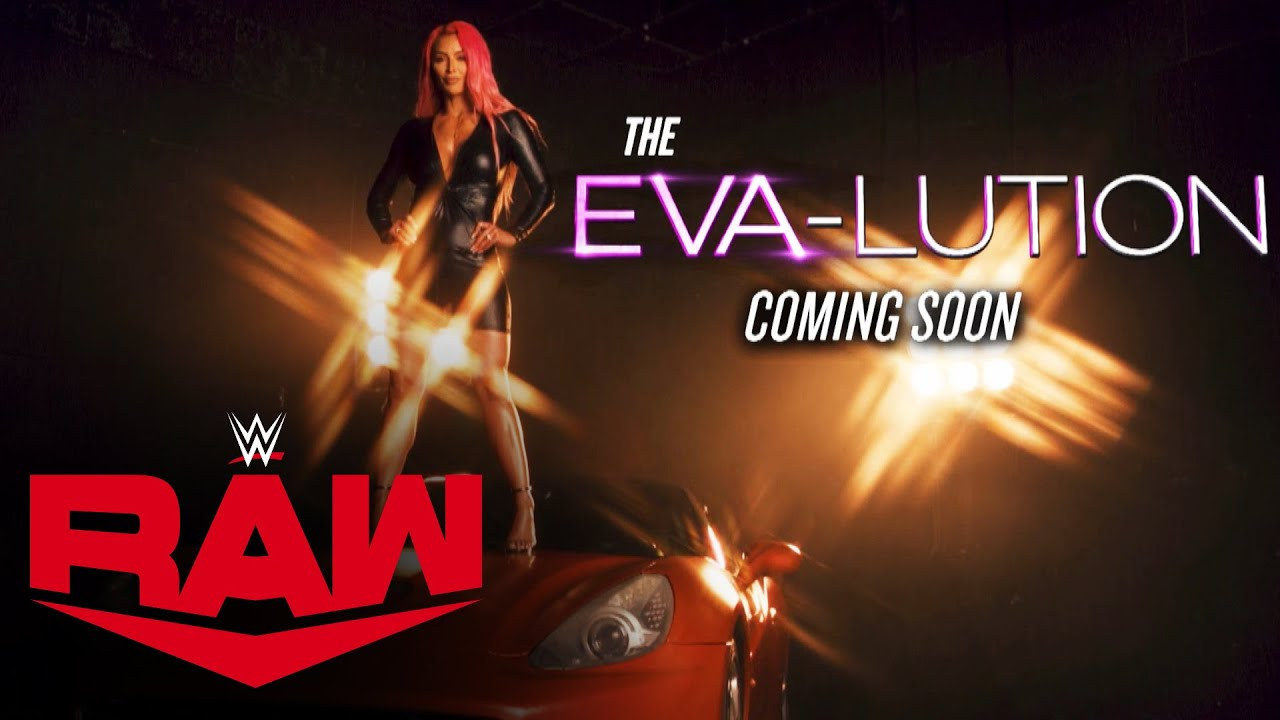 Eva Marie WWE Return Vignette Airs On RAW