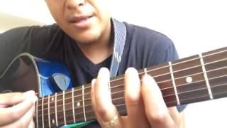 Rasgueo para canciones norteñas y corridos balseados y algunos adornos para guitarra
