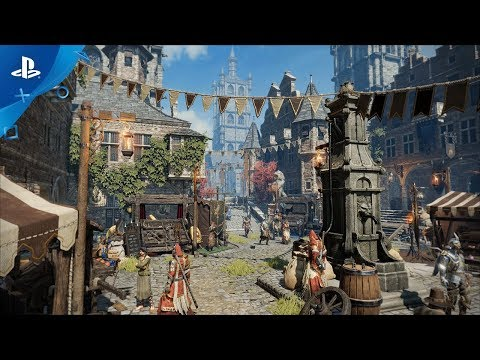 Divinity: Original Sin 2 – Gameplay Overview Trailer | PS4