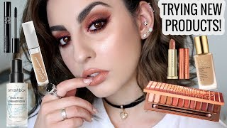 Get Ready With Me: Trying New Products Vol. 7