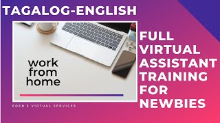 FREE ALL IN Virtual Assistant Training