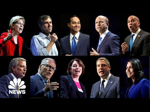 Democratic Presidential Debate - June 26 (Full) | NBC News