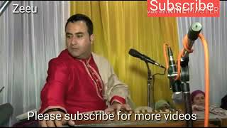 Rashid jahangeer kashmiri wedding song (Kitne makhmoor Hain Tere aankhen)