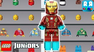 LEGO Juniors Create & Cruise - Wrong or Right Body ?