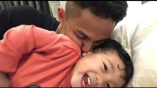 Yusuf Iskandar Kena Gomol Dengan Daddy Hairul Azreen